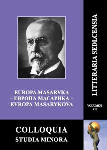 COLLOQUIA STUDIA MINORA LITTERARIA SEDLCENSIA - volumen VII